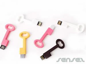 Vintage USB Keys (1GB)