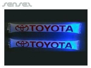 LED Aufblasbare Jubelnde Sticks (Paar)