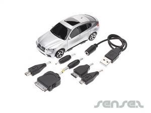 Car Shape Power Banks