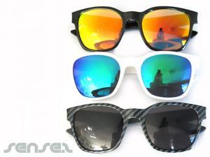 Spiegel-Objektiv Sonnenbrillen