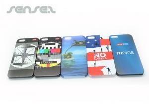 Matt finish iPhone Cases Allround Print (4, 4s,5, 5s)