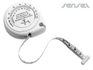 1.5m Body Mass Indicator Tapes (BMI)
