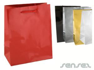 Gloss Rope Paper Bags