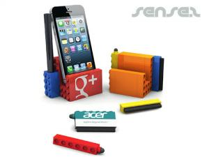 Building Block Phone & Pen Holders Sets