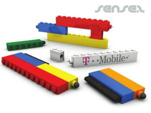 Building Block Stationery Sets