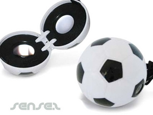 Soccer Ball Shaped Binoculars