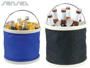 Collapsible Cooler Buckets