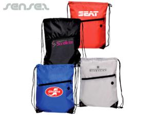 Nylon Tech Travel Backsacks