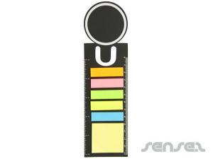 Sticky Notes & Bookmark Rulers