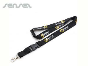 Cheap & Fast Printed Lanyards with Detachable Buckle
