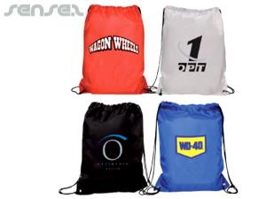Cheap Nylon Gym Backsacks