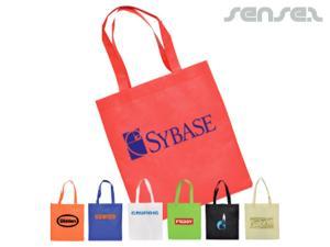 Cheap A4 Non Woven Tote Bags