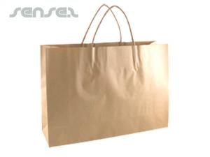 Brown Kraft Paper Bag (Medium)