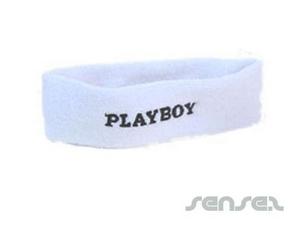 terry towel headbands or racket protectors