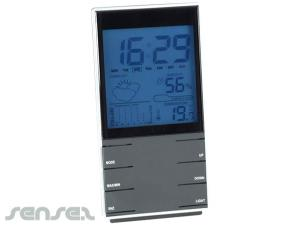 Weather Monitoring Clocks