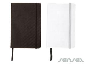 A4 Carbon Fibre Notebooks