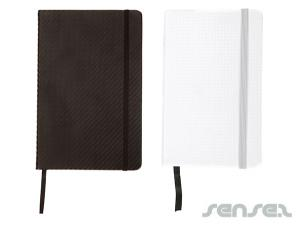 A5 Carbon Fibre Notebooks