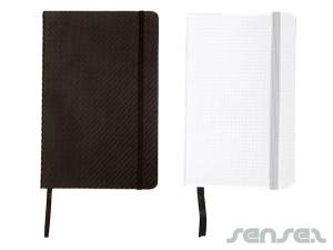 A6 Carbon Fibre Notebooks