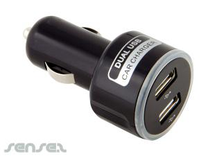 Double USB Car Chargers