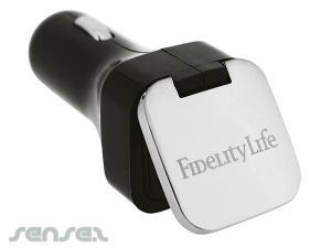 Flip Top Doppel USB Autoladegeräte