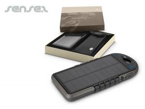 Quality Swiss Solar Chargers (Water Resistant)