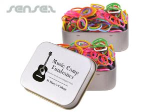 Loom Bands (Rectangular Tin)