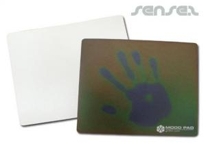 Heat reactive Mousemats