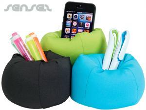 Phone Holder Beanie Bags
