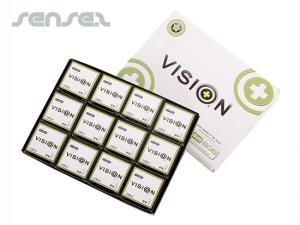 Vision ProSoft 808 Golfbälle