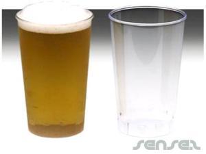 Einweg-Clear Plastic Beer Cup (285ml)