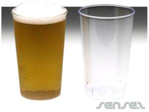 Plastic Beer Cup (285ml)