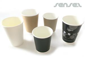 Stock Disposable Paper Cups