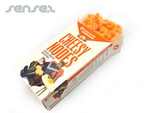 Cheezles in printed Boxes