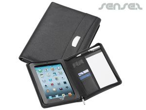 Nappa Leather Ipad Compendiums