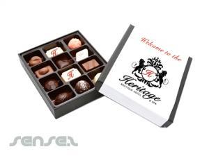 Chocolate Truffle boxes (12pcs)