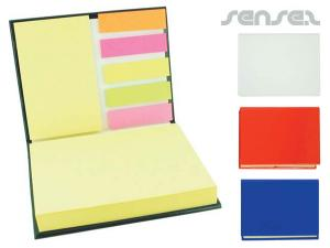Sticky Notes with Flags Booklet