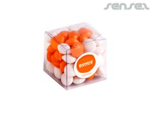 Corporate Coloured Chewy Fruit Cubes (60g)