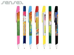 All Over Klicken Pens