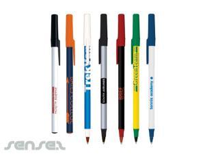 Abgerundete Kugelschreiber