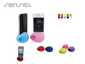 iPhone Egg Shaped Speakers (colours)