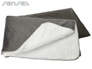 Sheepskin Style Blankets