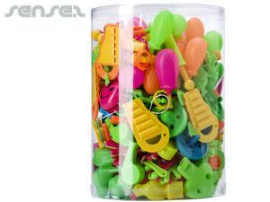 Toys Buckets
