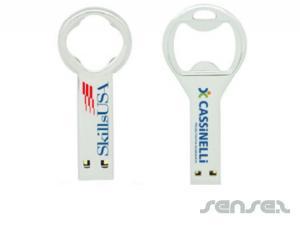 Flaschenöffner USB-Sticks (2GB)
