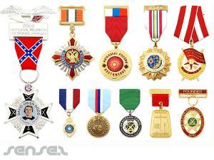 Custom Shaped Medallions