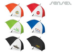 Dual Colour Umbrellas