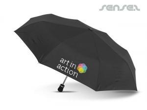 Compact Schwarz Regenschirme