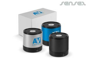 Cylinder Bluetooth Speakers