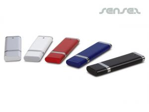 Metallic 2GB-Flash-Laufwerk