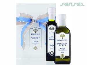 Australian Olivenöl und Balsamico-Essig Sets