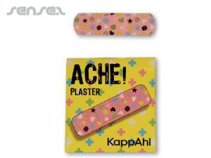 Band-aids in Custom Satchels (Pack of 5)